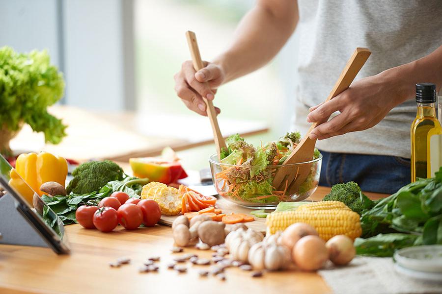 Dietetyk i łatwe przepisy